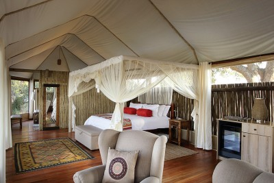 Luxury Tents, Amanzi