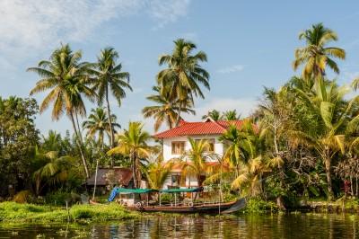 The Keralan Backwaters
