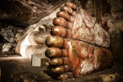 Dambulla Cave Temples