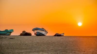 Kalpitiya Beach Sunset