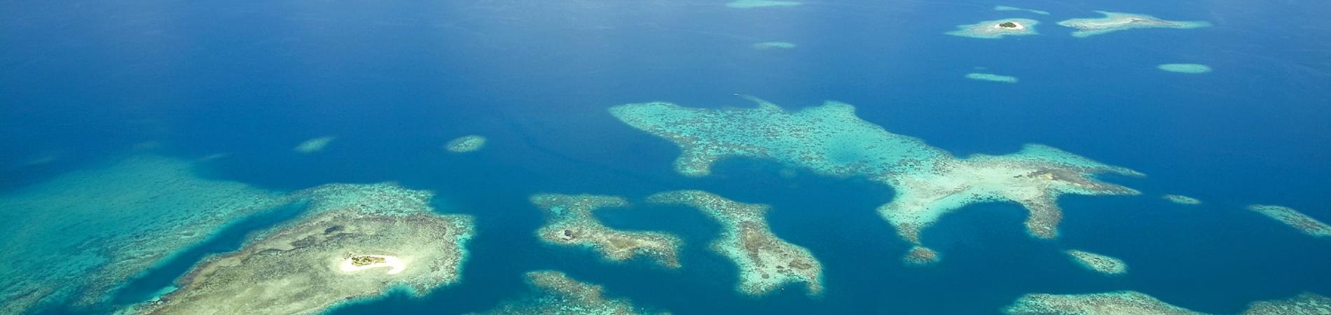Philippines tourism PHI Samar Islets header