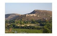 The stunning Ramathra Fort