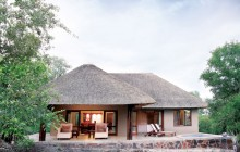 Luxury Bush-Facing Room with Private Plunge Pool, Arathusa Safari Lodge