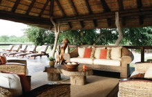 Communal Sitting Area, Arathusa Safari Lodge