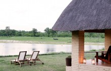 View from a Standard Room, Arathusa Safari Lodge