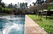 Shared swimming pool, Blue Gum