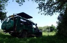 Safari vehicle, Authentic Tanzania