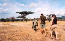Selous walking safari, Authentic Tanzania