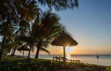 Sunset at Butiama Beach, Mafia Island