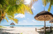 Lazy days at Butiama Beach, Mafia Island