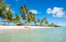 Grab a kayak at Butiama Beach, Mafia Island