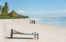 Local beach life at Butiama Beach, Mafia Island