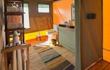 En-suite bathroom, Chaka Camp