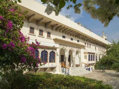 Dera Mandawa, a Heritage Haveli in Jaipur
