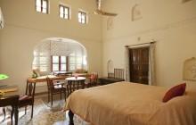 The heriatge suite interiors at Dera Mandawa