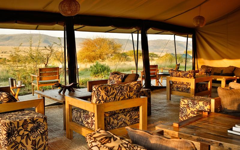 Mess Tent Kiota C& & Kiota Camp Serengeti | Sundowner Holidays