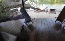 View from a villa, Sakatia Lodge