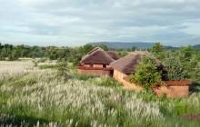 The beautiful countryside at Sarai at Toria