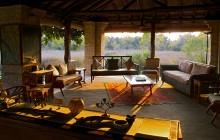 The open lounge area at Sarai at Toria