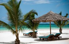 One of the finest beaches in Africa - Waterlovers, Diani Beach