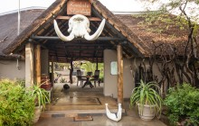 Entrance, Kambaku Safari Lodge